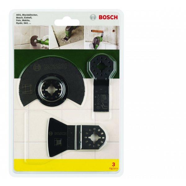 Tegels Den Bosch.Bosch Multitool Starterset Voor Tegels Nieuw Garantie