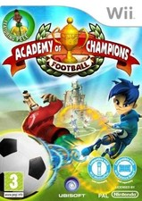 Academy Of Champions Football - Wii game
