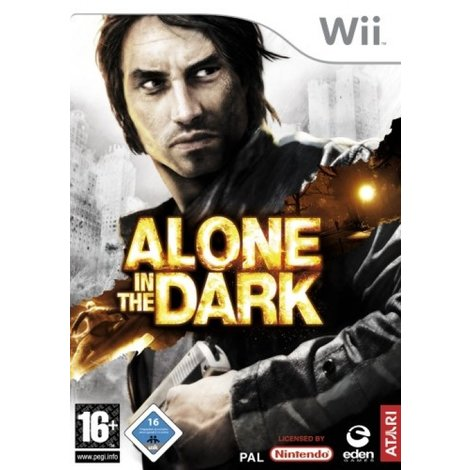Alone in the Dark - Wii game
