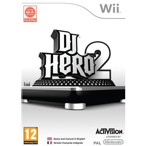 DJ Hero 2 - Wii game