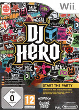 DJ Hero - Wii game