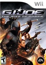 G.I. Joe The Rise Of The Cobra - Wii game