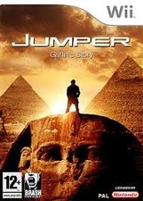 Jumper Griffin's Story - Wii game