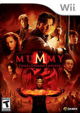 The Mummy Tomb Of The Emperor - Wii game
