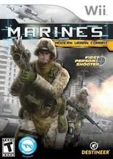 Marines Modern Urban Combat - Wii game