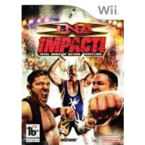 TNA Impact - Wii Game