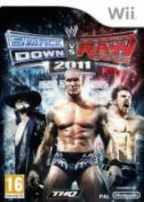 WWE Smack down vs Raw 2011 - Wii Game