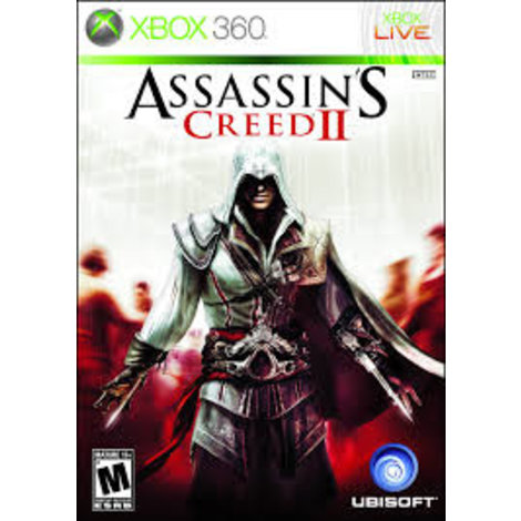 Assassin's Creed II 2 - XBOX 360 Game