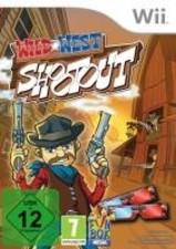 Wild west Shootout - Wii game