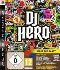 DJ Hero - PS3 Game