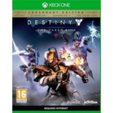 Destiny (DLC Codes Gebruikt) - XBox One Game