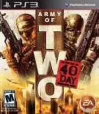 Army of Two 40 Day - PS3 Game