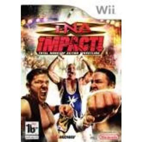 TNA Impact -Wii Game