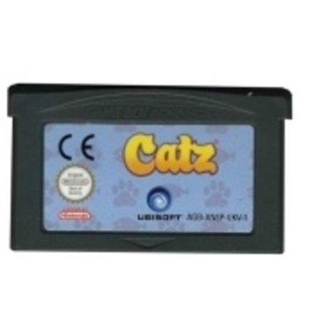 Catz - GBA Game