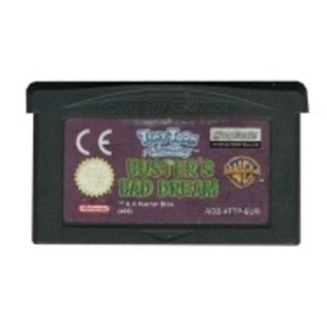 Tiny Toon Buster's Bad Dream - GBA Game
