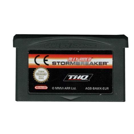 Alex Rider Stormbreaker - GBA Game