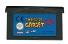 Inspector Gadget - GBA Game