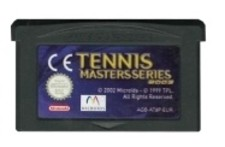 Tennis Mastersseries 2003 - GBA Game