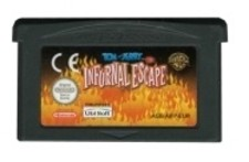 Tom And Jerry Infurnal Escape - GBA Game