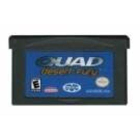 Quad Desert Fury - GBA Game