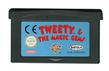 Tweety & The Magic Gems - GBA Game