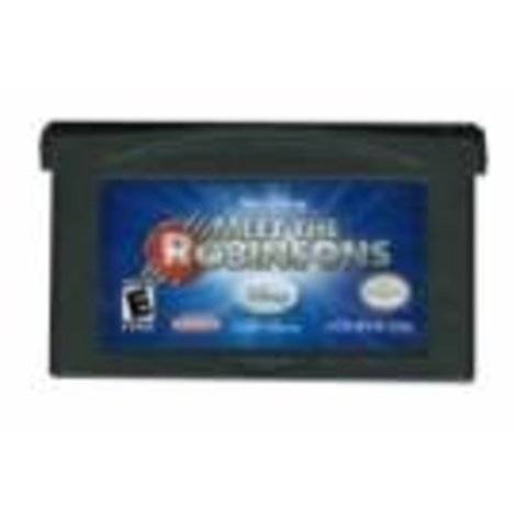 Meet The Robinsons - GBA Game