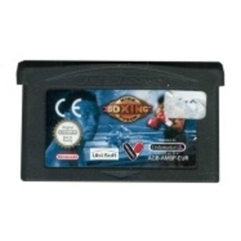 Mike Tyson Boxing - GBA Game