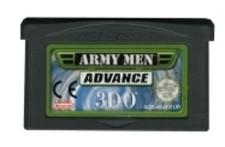 Army Men Advance - GBA Game