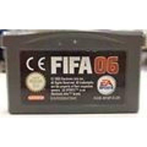 FIFA 06 - GBA Game
