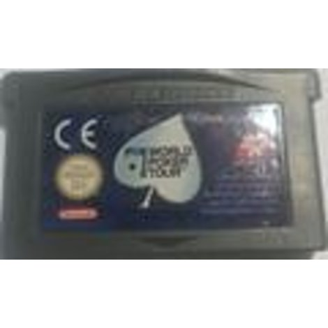 World Poker Tour - GBA Game