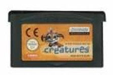 Creatures - GBA game