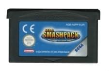 Sega SmashPack - GBA Game