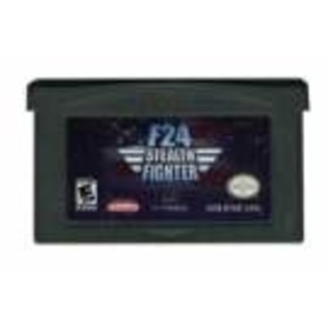 F24 Stealth Fighter - GBA Game