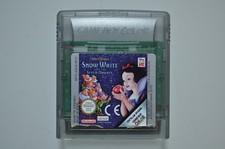 Snow White - GBC Game