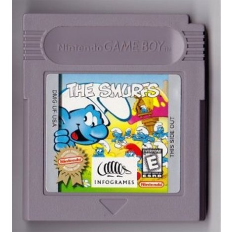 Smurf - GB Game