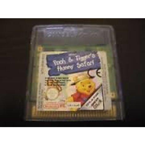 Pooh & Tigger's Hunny Safari - GBC Game