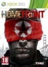 Homefront - Xbox360 game