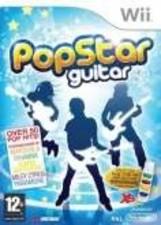 Popstar Guitar - Wii Game