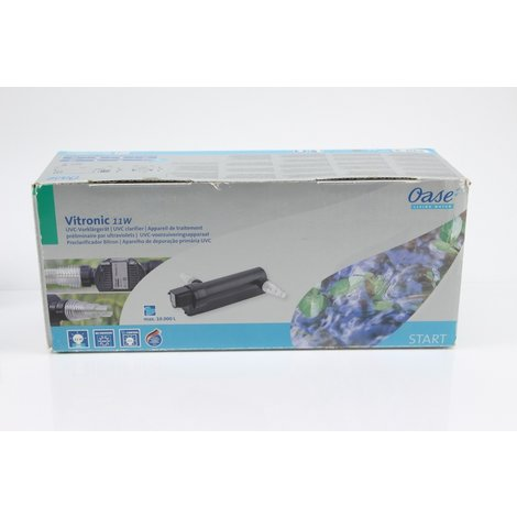 Oase Vitronic 11W UVC-voorzuiveringsapparaat
