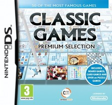 Classic Games Premium Selection - DS game