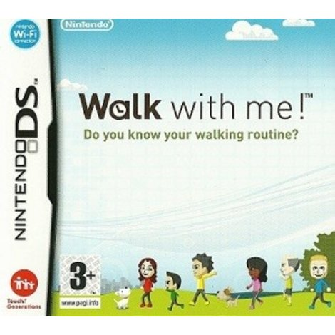 Walk With Me - DS game