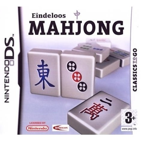Mahjong - DS game