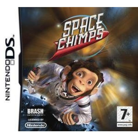 Space Chimps - DS game