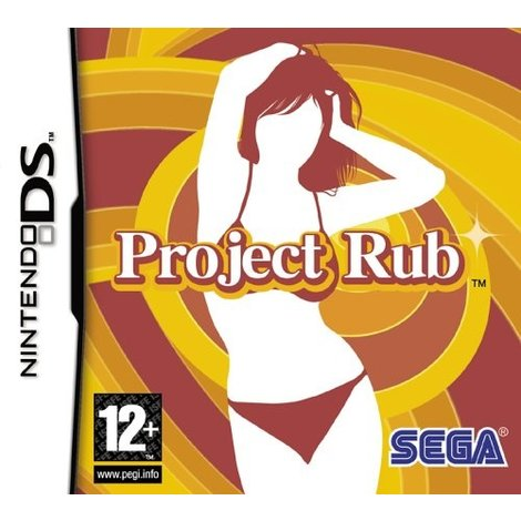 Project Rub - DS game