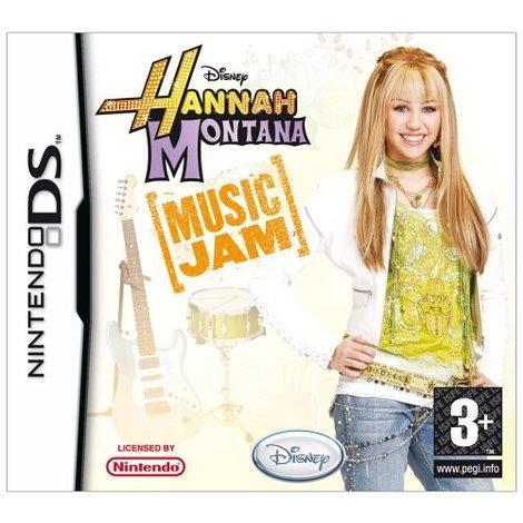 Hannah Montana Music Jam - DS game