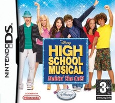 High School Musical Makin The Cut - DS game