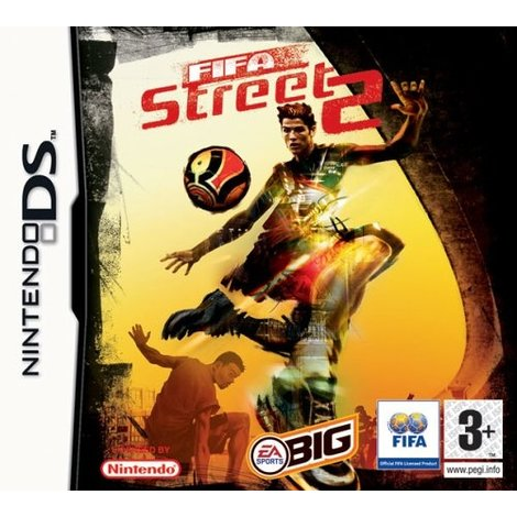 Fifa Street 2 - DS game
