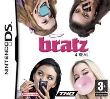Bratz 4 Real - DS game