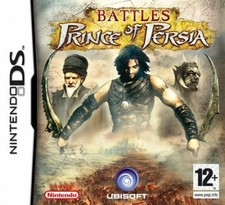Battles of Prince Of Persia - DS Game