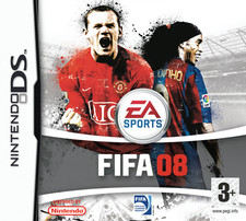 Fifa 08 - DS game